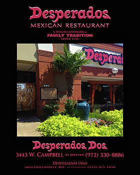 Desperados Dos Summertime by Robert J Sadler