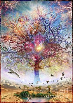 Dessert of Forgotten Tree by Leonard Rubins