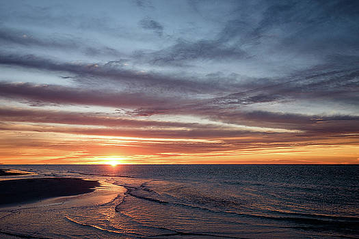 Destin Sunrise by Lance King