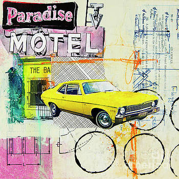Destination Paradise by Elena Nosyreva