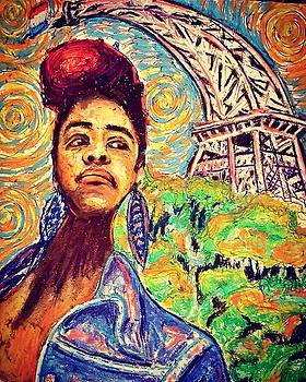 Destination Paris by Adekunle Ogunade