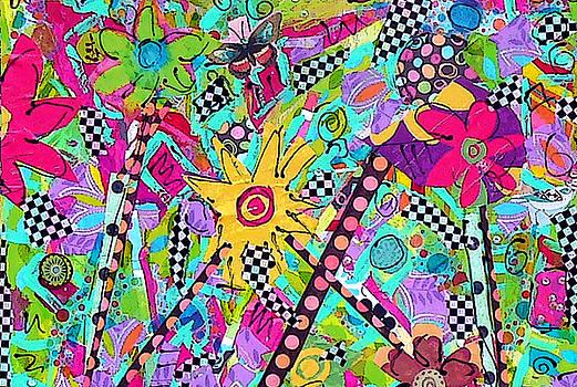 Detail by Joyce Goldin