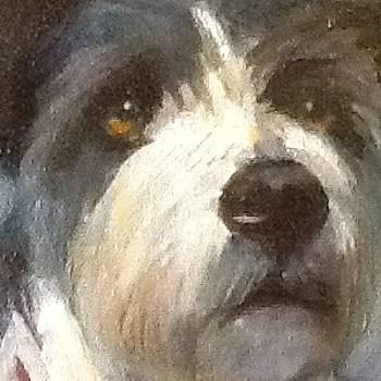 Detail of Otis Grilli by Cynthia Mozingo