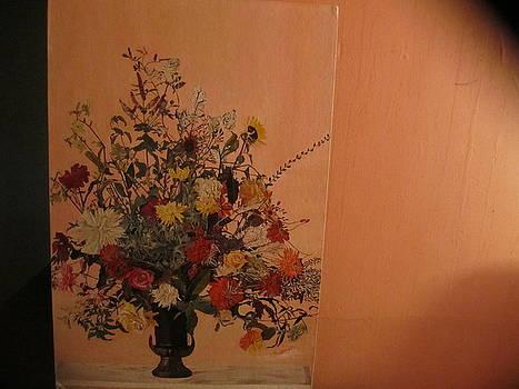 Detailed flowere by Zeenath Diyanidh