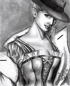 Scarlett Royal - Detective