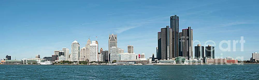Detroit by Audrey Wilkie