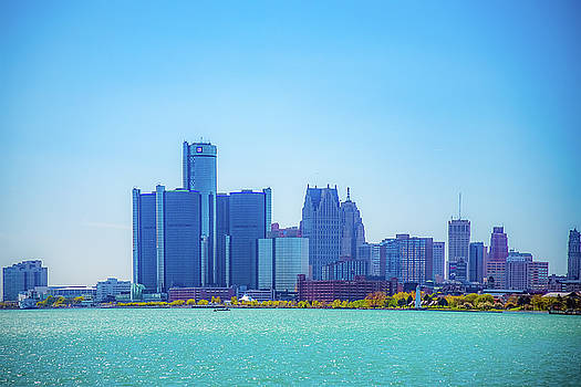 Detroit Blues by Betsy Armour