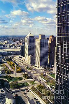 Bob Phillips - Detroit Cityscape