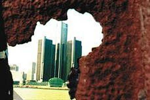 Detroit by Elizabeth Raggett