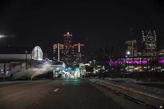 Detroit Michigan by Nicholas Grunas