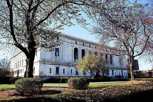 Rich Sirko - Detroit Public Library
