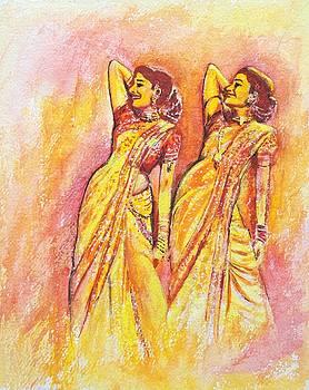 Usha Shantharam - Devdas Dance