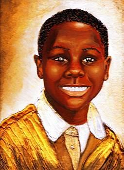 Deven Golden Smile by Keenya  Woods