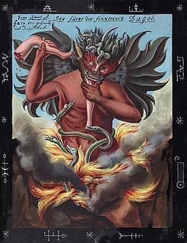 Devil, 1057 by Unknown