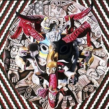 Devil - Diablo by Michael Earney