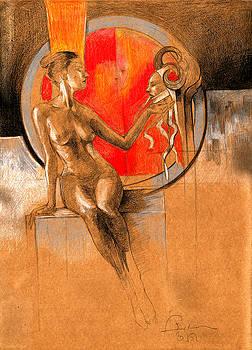 Devil Inside by Ertan Aktas
