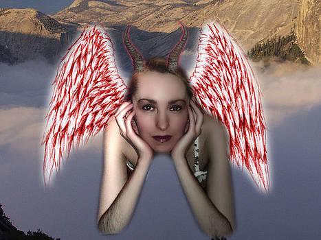 Devils Angel 2.0 by Jason Stephenson