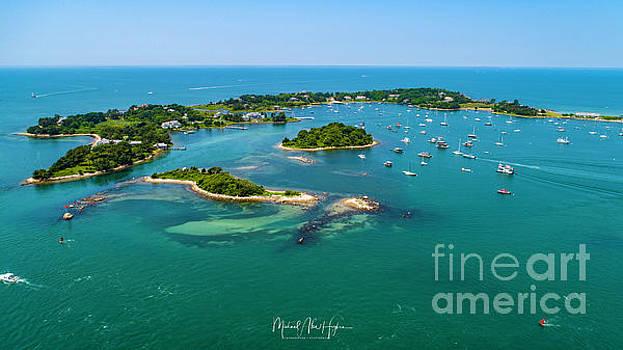 Devils Foot Island by Michael Hughes