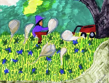 Dew Drops by Elinor Helen Rakowski