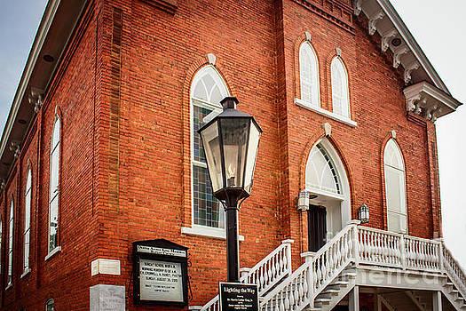 Tracy Brock - Dexter Avenue King Memorial Baptist Church