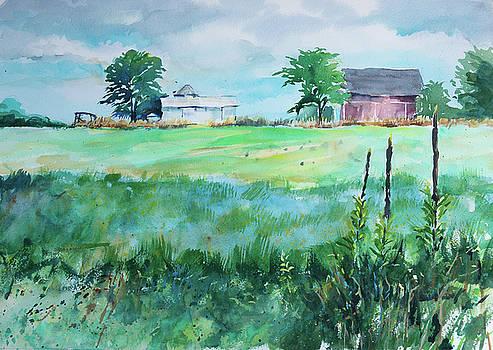Dexter Farm Land by Adam VanHouten