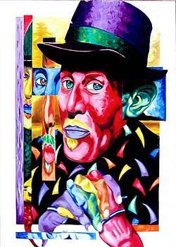 Dexter Gordon by Che Hondo