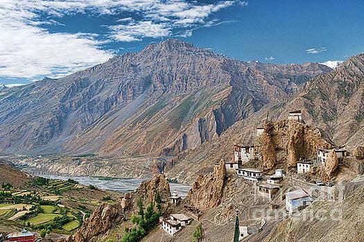 Dhankar Monastery by Yew Kwang