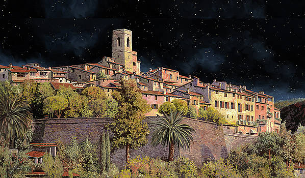 di notte a St Paul by Guido Borelli