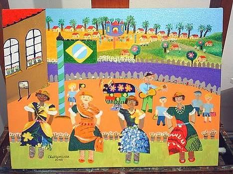 Dia Da Bandeira by Rodrigues Lessa
