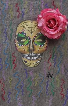 Dia de Los Muertos by Donna Wilson
