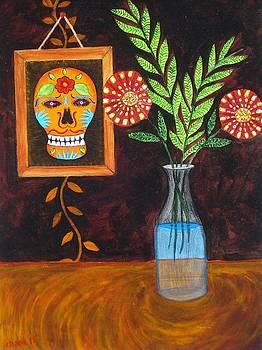 Dia de los muertos II by Manny Chapa