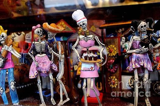 Jenny Revitz Soper - Dia de los Muertos