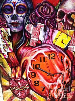 Lost Time by Ruben Archuleta - Art Gallery