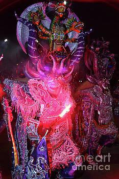 James Brunker - Diablada Devil Dancer at Bolivias Oruro Carnival
