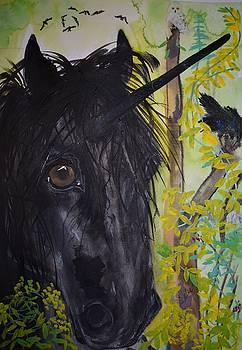 Diablo  by Susan Snow Voidets