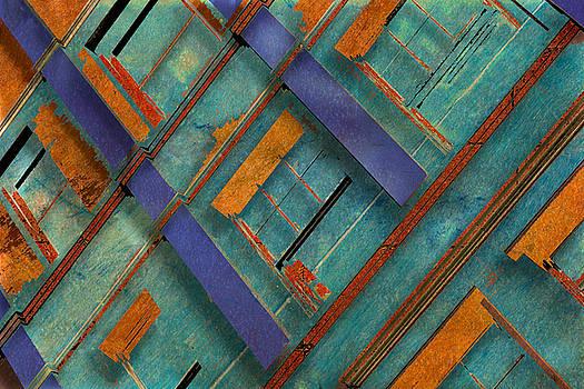 Diagonal by Don Gradner