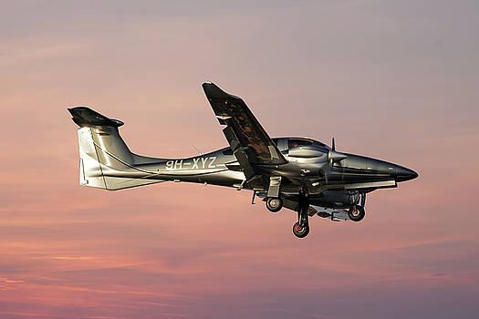 Diamond Aircraft Diamond DA-62 by Nichola Denny
