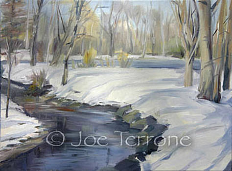 Diamond Brook by Joseph Terrone