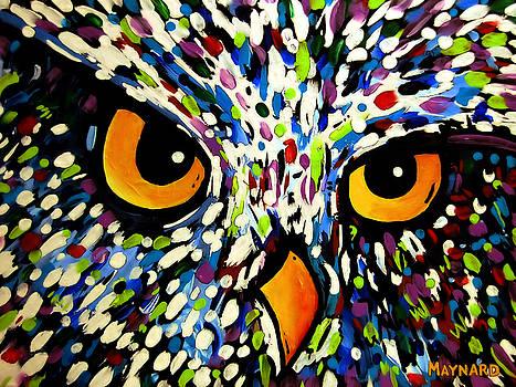Diamond Eyes by Andrew Maynard