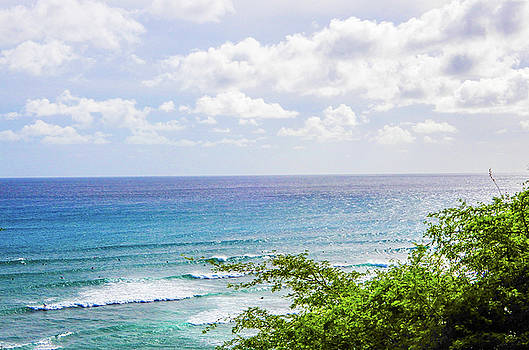 Diamond Head Beach by Jera Sky