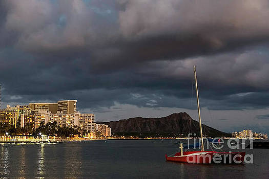 Jon Burch Photography - Diamond Head Evening