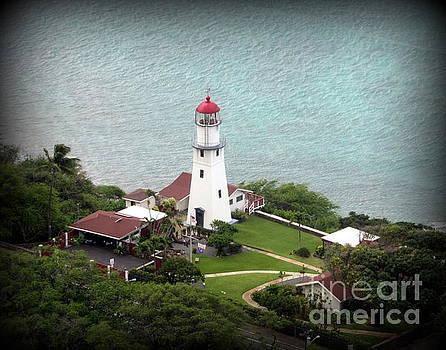 Diamond Head Lighthouse by Joy Patzner