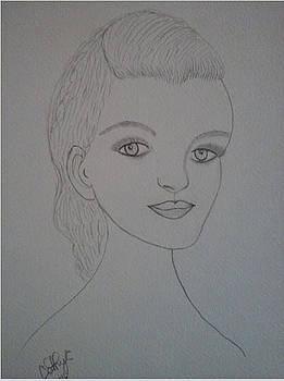 Diana, 30 minutes work by Catherine Velardo