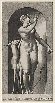 Giovanni Jacopo Caraglio - Diana