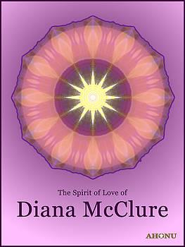 Diana McClure by Ahonu