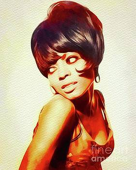 John Springfield - Diana Ross, Music Legend