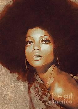Mary Bassett - Diana Ross, Music Legend