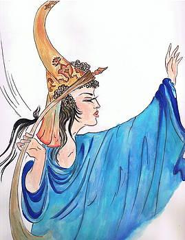 Diba by Shahrzad Mahmoudi