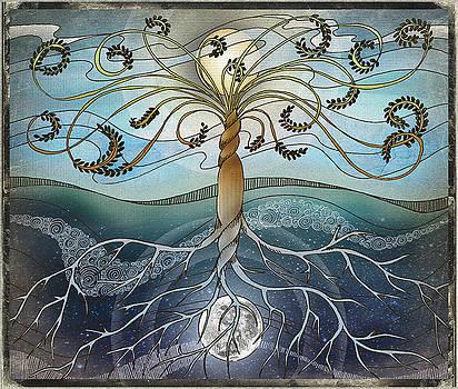 Dichotomy of the Rotation by Brenda Erickson