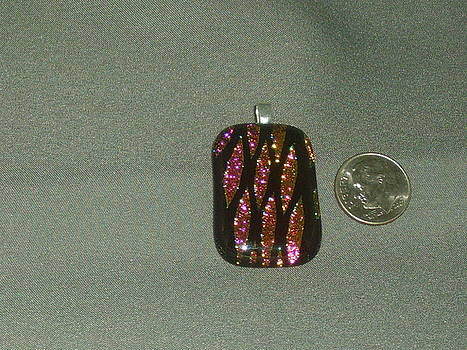 Dichroic Pendant Two by Craig Gill